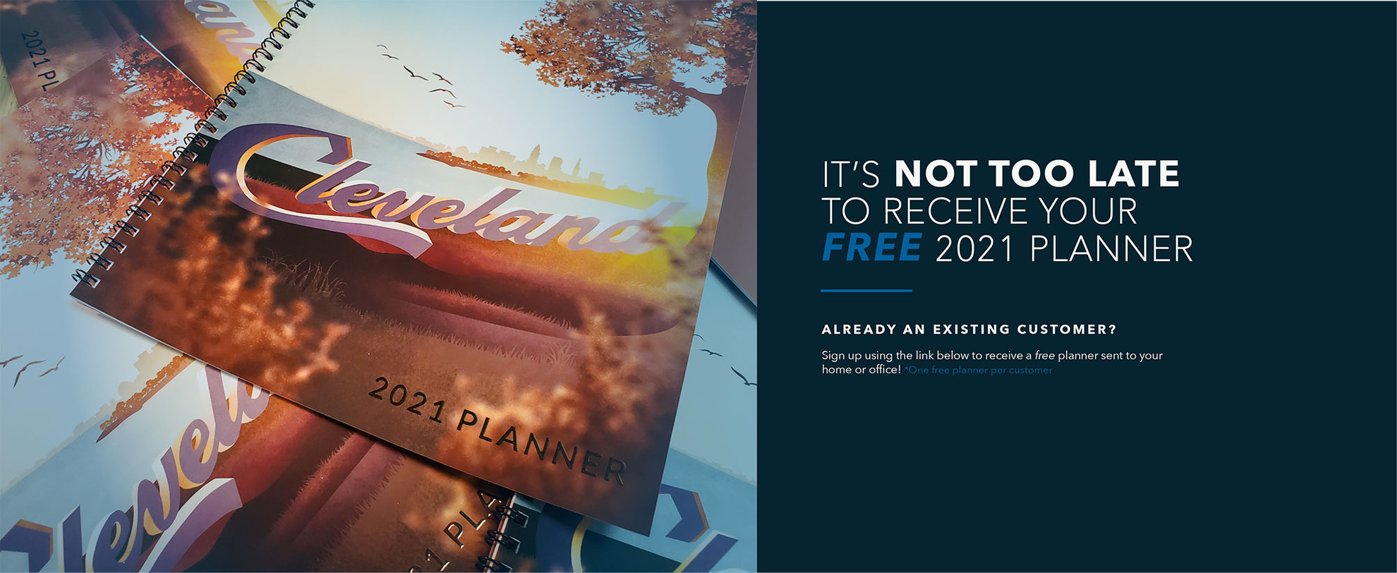 FREE 2021 Planner from NOP