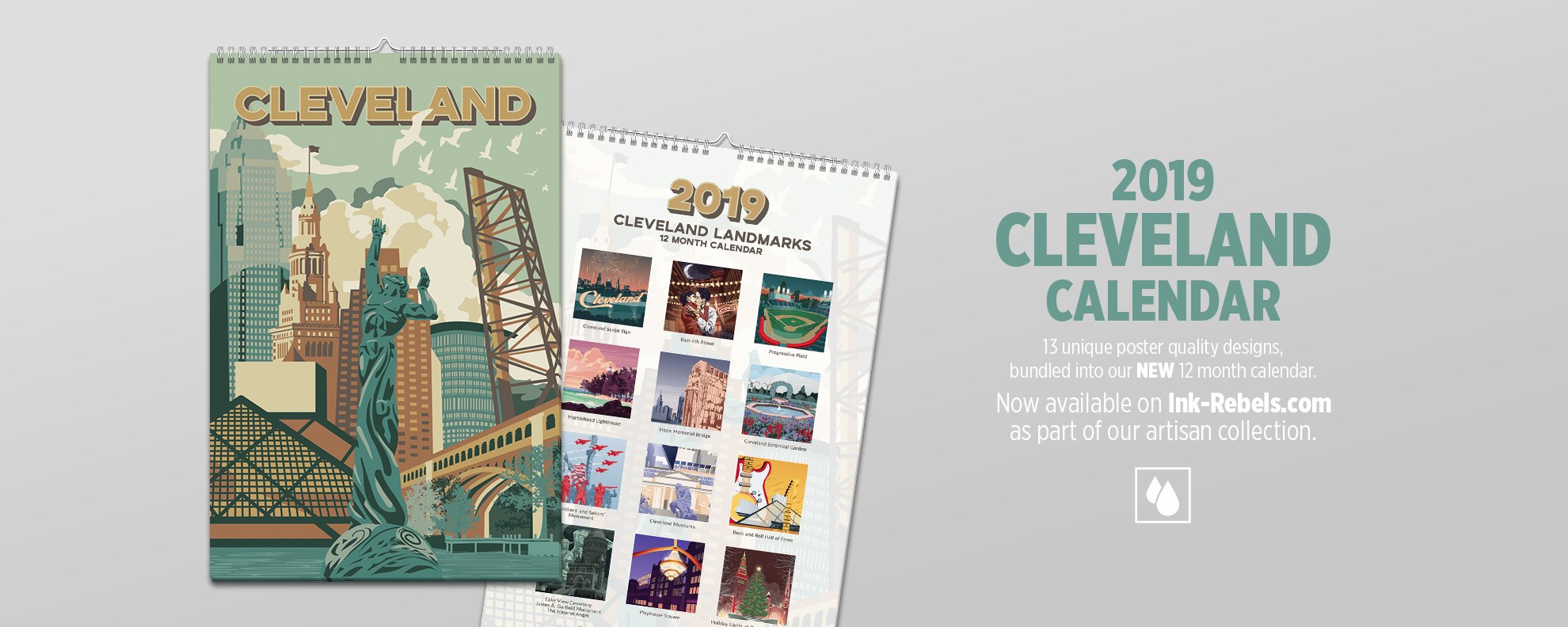 Cleveland Calenders