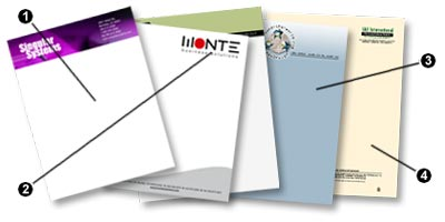 Design tips do it yourself letterhead northern ohio printing do it yourself letterhead solutioingenieria Choice Image